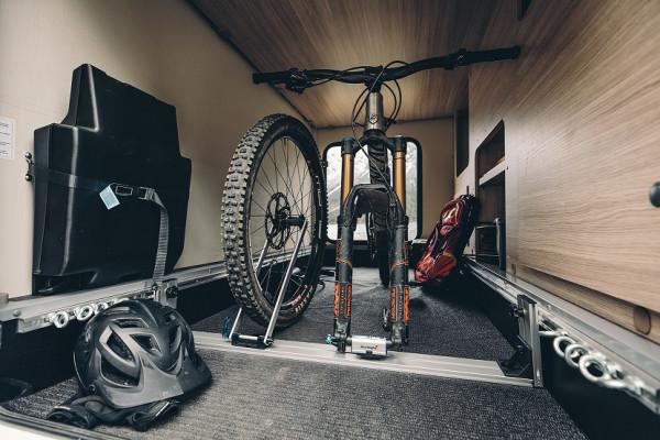 RadFazz-Fahrradträger für A70