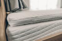 Matratzentopper für Einzelbett