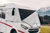 Sonnen-Screen-Einsatz für Integrierte Reisemobile