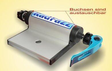 RadFazz-Gabelhalter - System Schnellspanner
