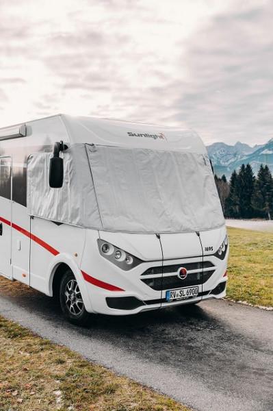 Thermofenstermatte für Integrierte Reisemobile